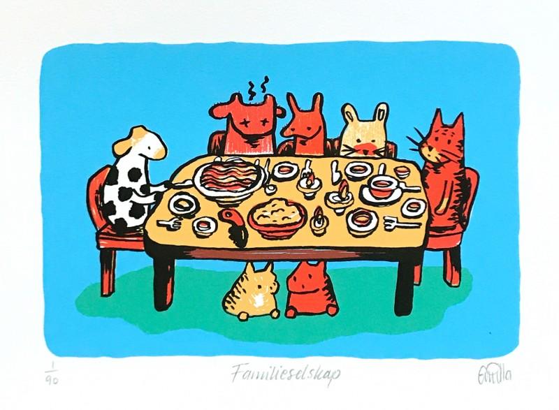 Familieselskap
