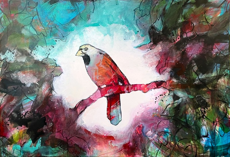 Skogsfugl