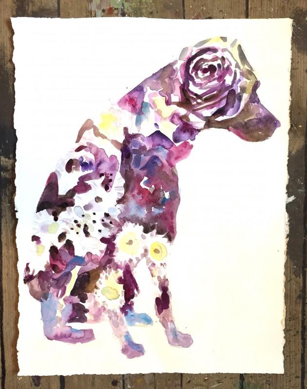 Blomsterhunden